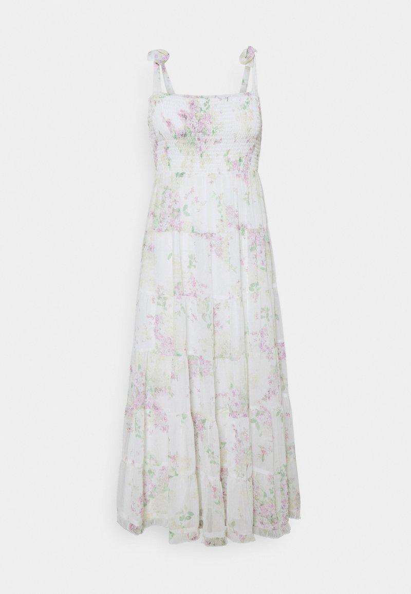 Forever New - CHARLOTTE TIERED MIDI DRESS - Day dress - soft botanics