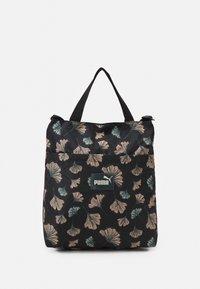 Puma - CORE POP SHOPPER - Tote bag - black - 0