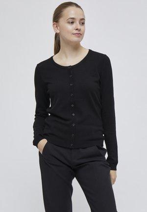 NEW LAURA - Cardigan - black
