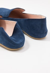 L37 WIDE FIT - DOLCE VITA - Slip-ons - navy blue