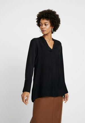 ZABIA - Bluse - black