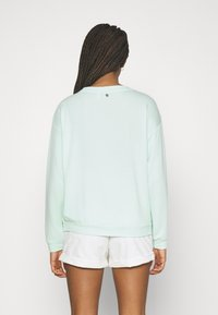 Roxy - SURFING BY MOONLIGHT - Sweatshirt - brook green - 2