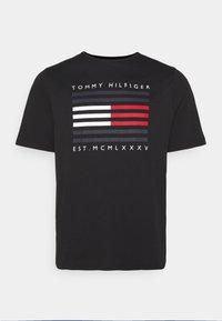 Tommy Hilfiger - Print T-shirt - black - 3