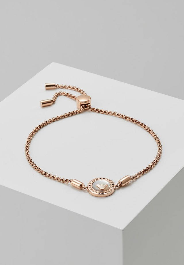 Bracelet - roségold-coloured