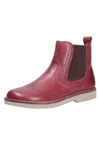 Ricosta - Classic ankle boots - fuchsia (362) - 3