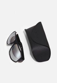 Guess - Sunglasses - shiny black/smoke mirror - 3