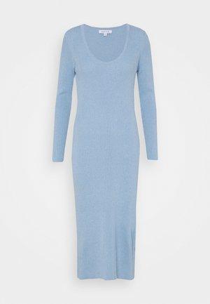 Jerseykjole - blue
