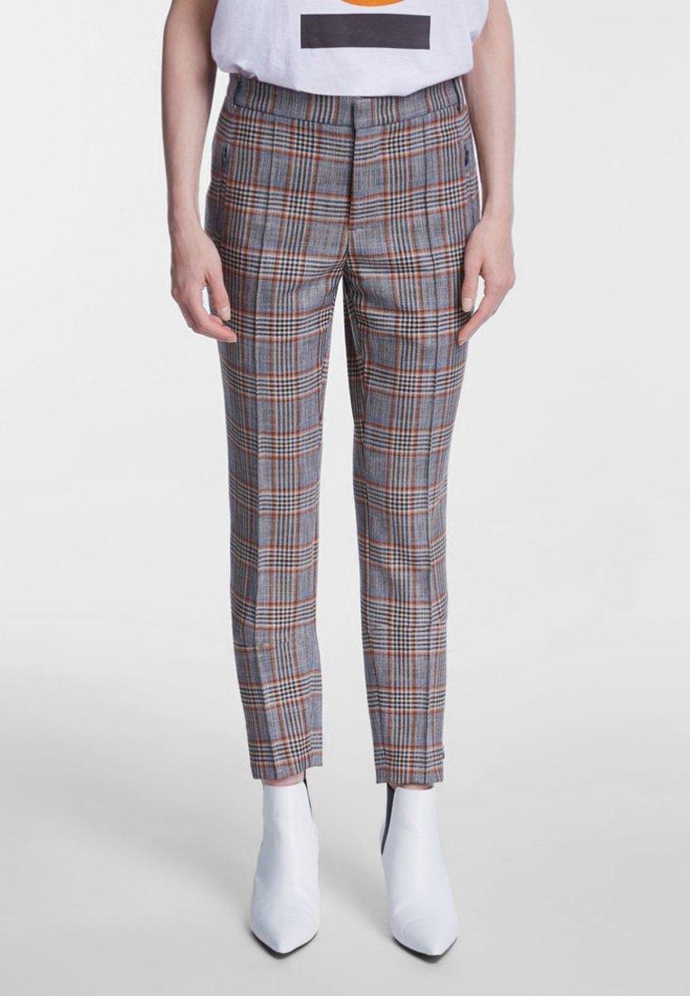 SET - Trousers - blue