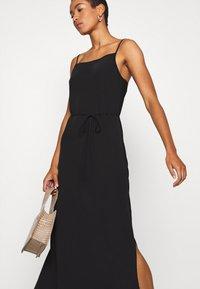 Calvin Klein - CAMI DRESS - Maxi šaty - black - 5