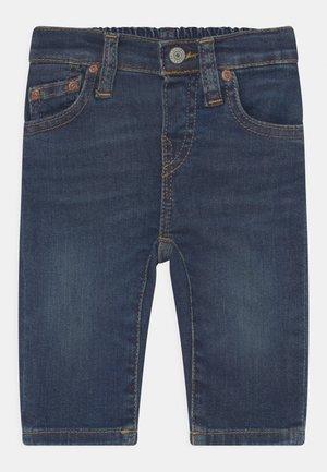 SULLIVAN CLASSIC - Džíny Slim Fit - dark-blue denim