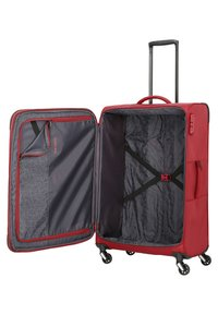 Travelite - KITE  - Wheeled suitcase - red - 4