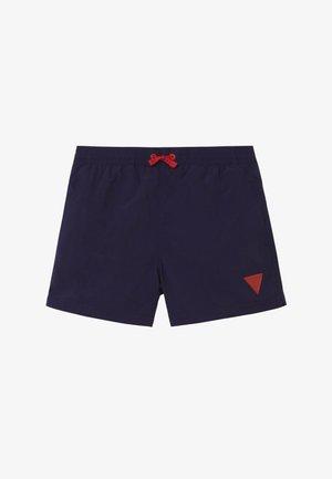 JUNIOR MINI ME - Swimming shorts - marine/navy