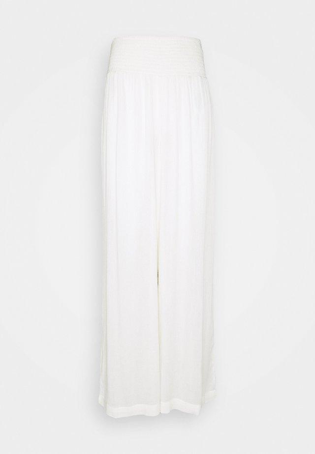VMGRACEY WIDE PANTS - Pyjamabroek - birch