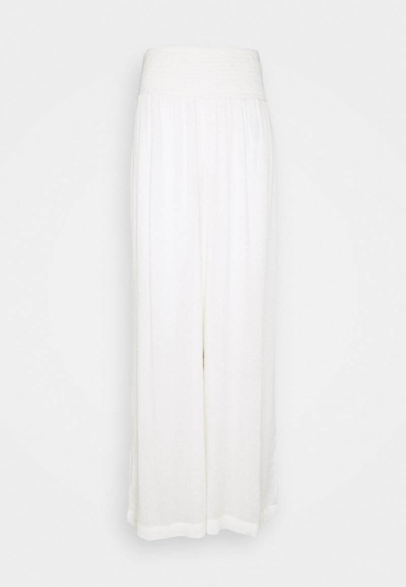 Vero Moda - VMGRACEY WIDE PANTS - Pyjama bottoms - birch