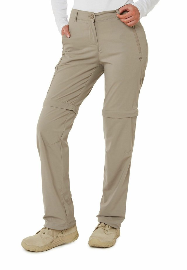 Outdoor trousers - stone