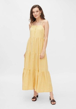 Robe longue - citrus