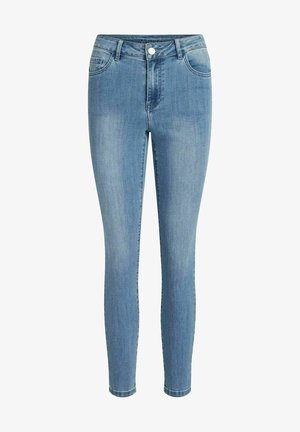 Jeansy Skinny Fit - light blue denim