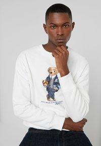 Polo Ralph Lauren - MAGIC - Sweatshirt - deckwash white - 3