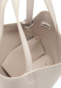 usha - TOTE BAG - Tote bag - hellgrau - 4