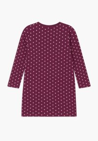happy girls - Jersey dress - berry - 1