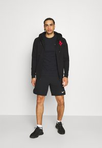 Hummel - HMLTORONTO  - T-shirts print - black - 1