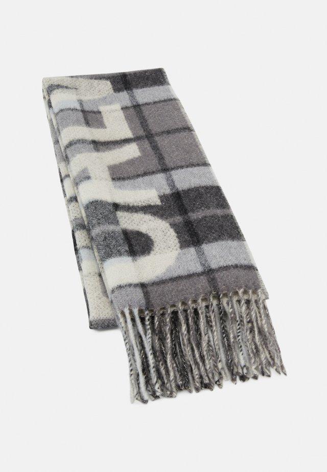 SCARF TARTAN - Sjaal - black