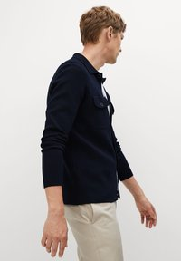 Mango - TOPCOAT - Shirt - marineblau - 3