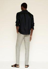 Mango - SLIM FIT  - Košile - zwart - 2