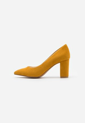 VMSIA - Classic heels - buckthorn brown