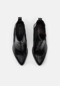 Les Tropéziennes par M Belarbi - KIWI - Ankle boots - noir - 5