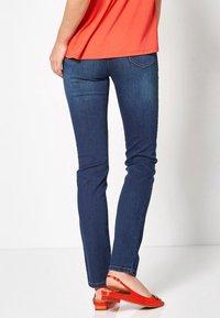 TONI - BELOVED CS - Slim fit jeans - 582 blue used - 2