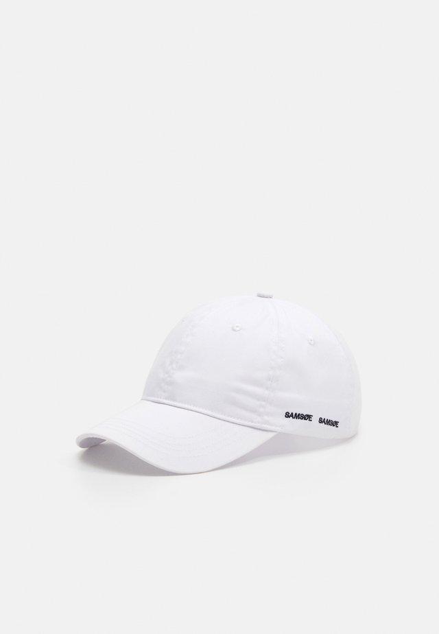 ARIBO UNISEX - Kšiltovka - white