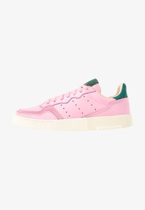 SUPERCOURT - Trainers - true pink/collegiate green