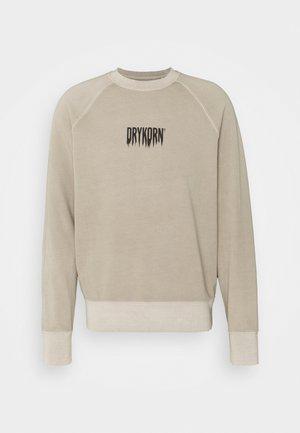 FLORENZ FADE - Sweatshirt - beige