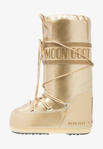 Botas para la nieve - gold