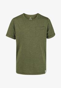 WE Fashion - WE FASHION JONGENS T-SHIRT - T-shirt basic - green - 2