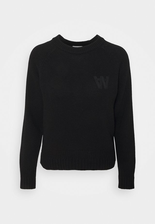 ASTA JUMPER - Jumper - black
