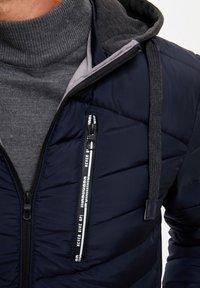 DeFacto - Winter jacket - navy - 3