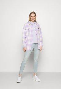 Marks & Spencer London - IVY - Jeans Skinny Fit - light-blue denim - 1