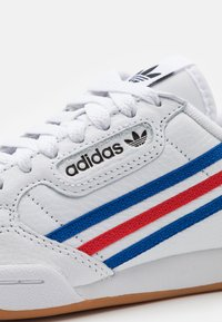 adidas Originals - CONTINENTAL 80 UNISEX - Trainers - footwear white/team royal blue/vivid red - 5