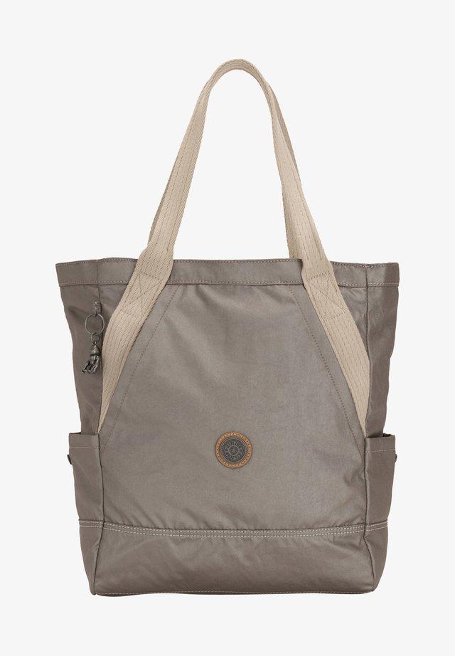 ALMATO - Tote bag - brown