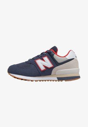 PC574ATP - Sneakers basse - navy/grey