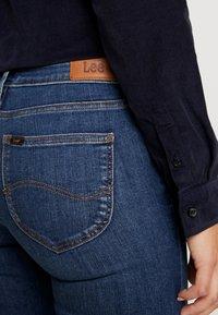 Lee - SCARLETT - Jeans Skinny Fit - dark ulrich - 3