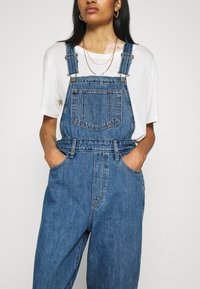 Levi's® - TAPERED OVERALL - Salopette - crazy blue - 6