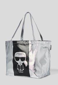 KARL LAGERFELD - Tote bag - silver - 2