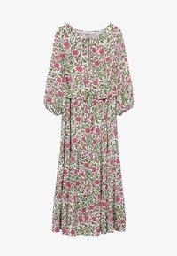 Violeta by Mango - ROUSE8 - Day dress - pink - 4