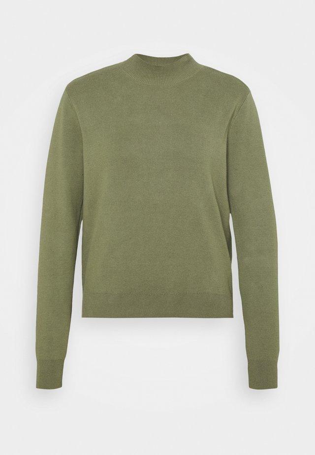 ASTALINE - Sweter - oil green