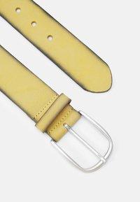 Vanzetti - Belt - yellow - 1