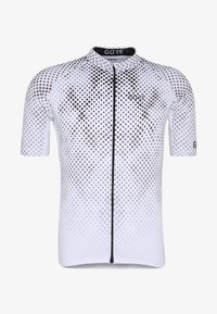Gore Wear - ENERGIA TRIKOT - T-Shirt print - light grey - 4