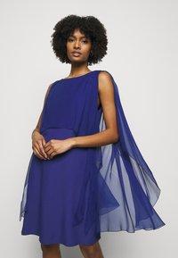 Alberta Ferretti - DRESS - Cocktail dress / Party dress - blue - 0